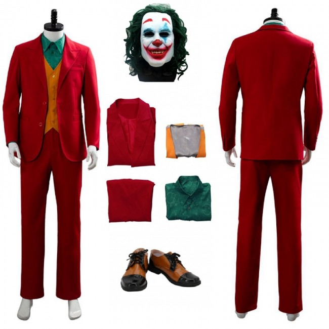 Film Kostüme|Joker Origin|Männlich|weiblich