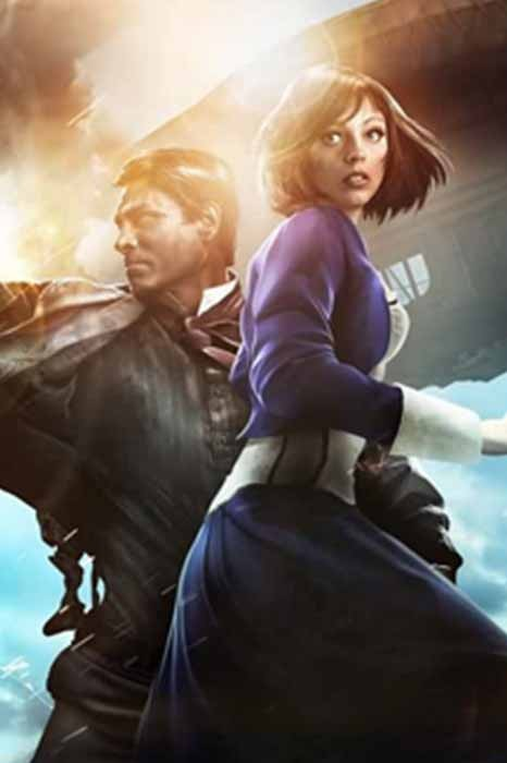 Spiel Kostüme|Bioshock Infinite|Männlich|weiblich