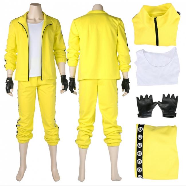 Spiel Kostüme|PUBG|Männlich|weiblich