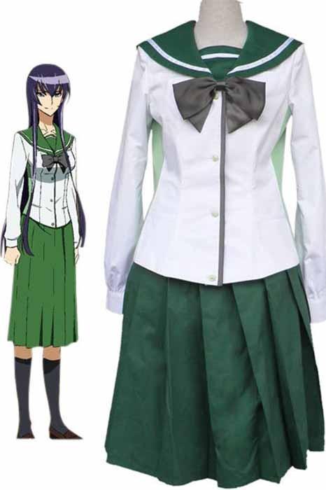 Anime Kostüme|High School of The Dead|Männlich|weiblich