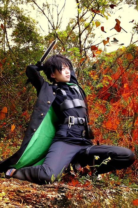 Anime Kostüme|Darker than Black|Männlich|weiblich
