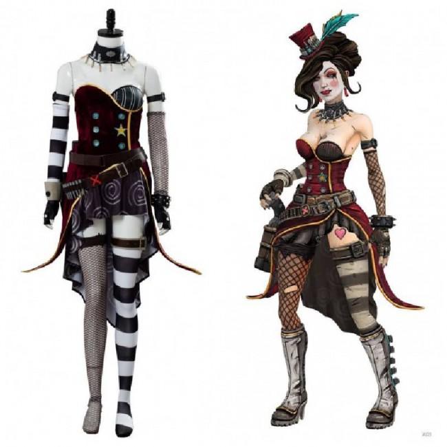 Spiel Kostüme Borderlands Männlich weiblich