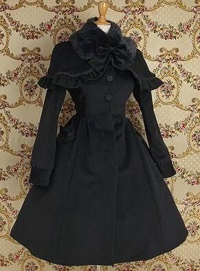 Lolita|Lolita Coat|Männlich|weiblich