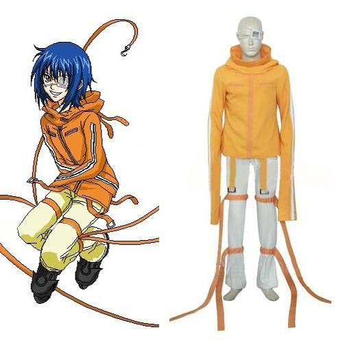 Anime Kostüme|Air Gear|Männlich|weiblich