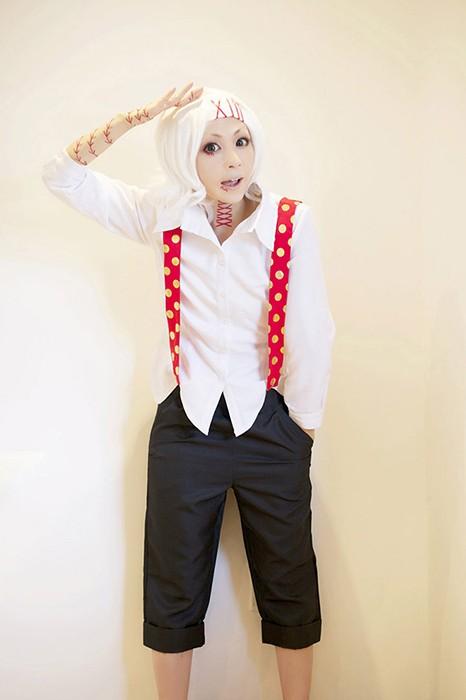 Anime Kostüme Tokyo Ghoul Männlich weiblich