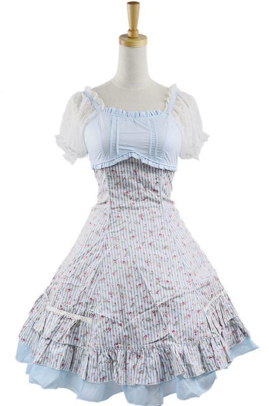 Anime Kostüme Lolita Dresses Männlich weiblich