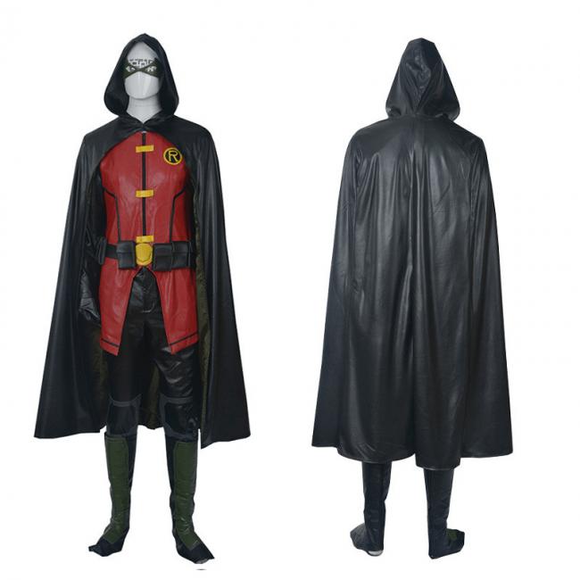 Film Kostüme|Teen Titans|Männlich|weiblich
