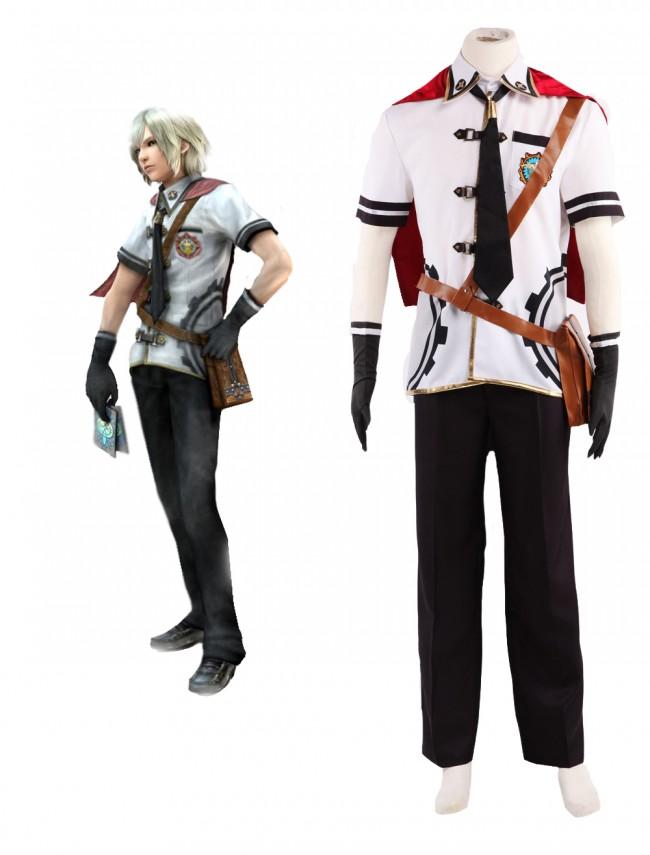 Spiel Kostüme|Final Fantasy|Männlich|weiblich