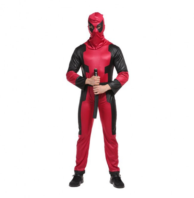 Film Kostüme|Deadpool|Männlich|weiblich