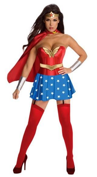 Film Kostüme|SuperGirl|Männlich|weiblich
